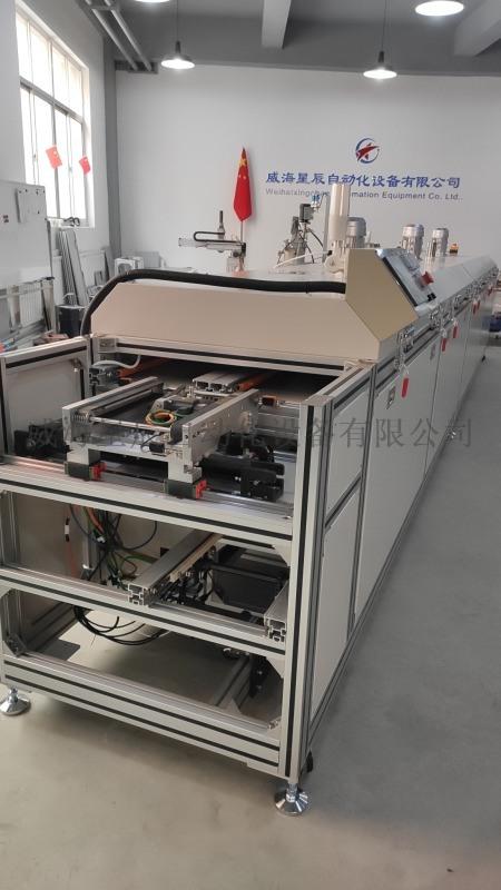 雙軌道隧道爐 固化爐 烘乾機流水線式