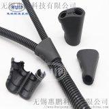 塑料波纹管变径三通打开式  抗磨耐压