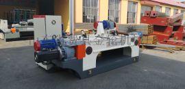 山东金轮机械旋切机4尺双动力一体机流水线