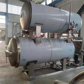 单层1200型蒸汽杀菌锅包邮半自动裸蛋灭菌锅