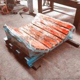 顺槽皮带机缓冲床,耐磨的缓冲托床,山东皮带机缓冲床