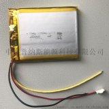 户外照明设备充电聚合物锂电池定制515060