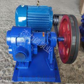 NYP系列不锈钢高粘度转子泵