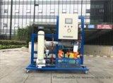 電解食鹽消毒設備/自來水次氯酸鈉發生器
