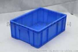 东莞11号周转箱 物流运输箱塑胶胶箱物料箱塑胶箱