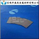 耐強酸強鹼 耐高溫 鈦濾芯 鈦濾板