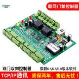 TCP双门控制器 微耕绿板WG2002主板