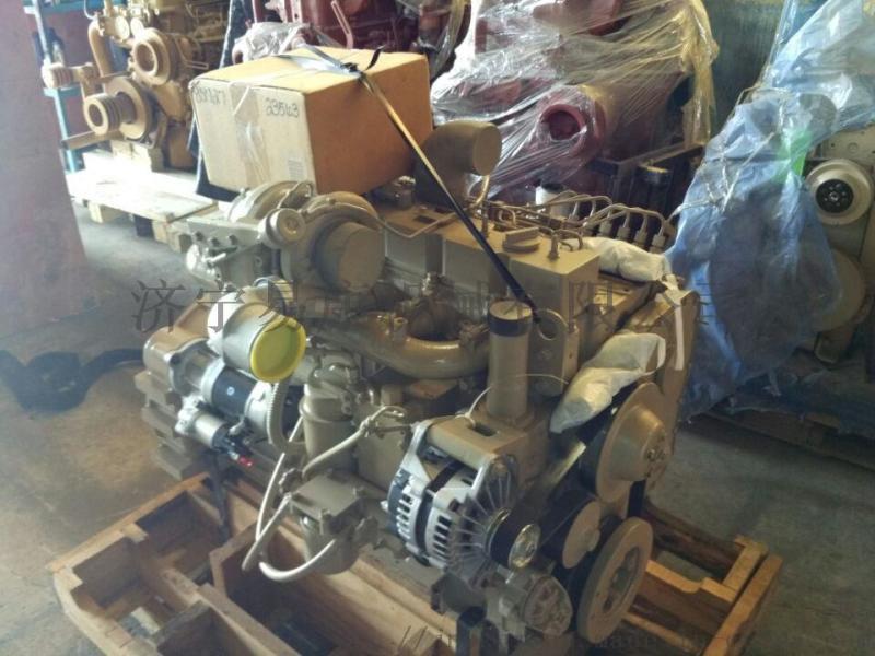 康明斯6C8.3-250发动机总成