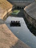 水環境治理,黑臭河道修復,太陽能曝氣機