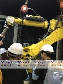 广州发那科M-410iB/140H机器人保养