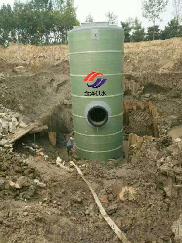 一體化污水泵站圖紙的深化設計