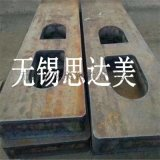 Q345B特厚钢板切割,钢板零割下料,钢板切割