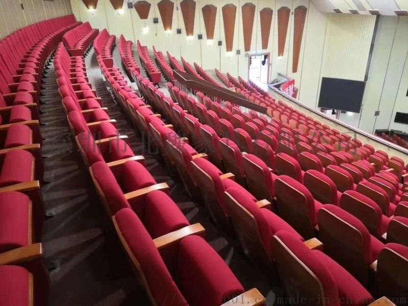 供应深圳会议室软椅-会议室自动折叠座椅