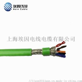 机器人专用电缆TRVV4*0.5动力线耐弯曲耐酸碱