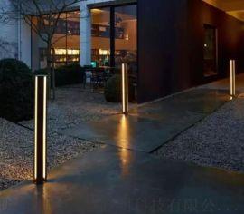 四川中晨厂家定景觀燈广场方形中式景觀燈立柱