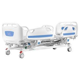 三摇ABS手动护理床 疗养床 手动病床