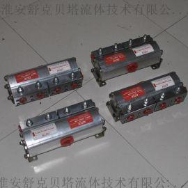 CFA1-8*4-YE-1系列铝合金齿轮分流马达