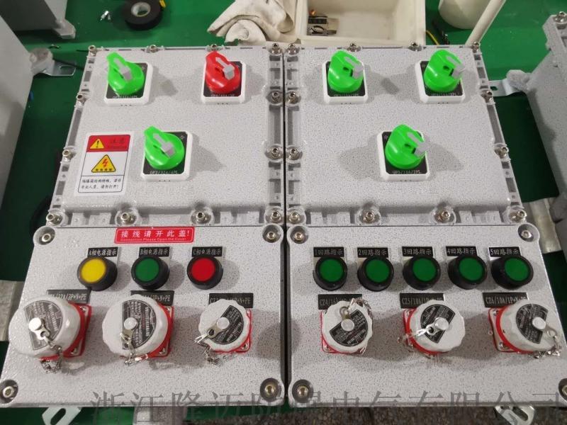 防爆照明配电箱BXMD-6/10-K40