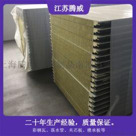 保温聚氨酯夹芯板 外墙聚氨酯夹芯板 四企口幕墙板