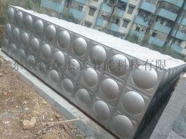 广东不锈钢组合水箱 焊接式方形水箱