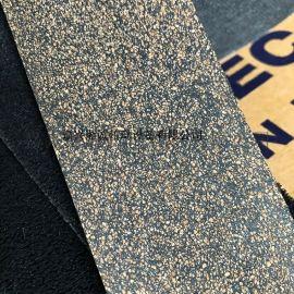 分切复卷机用软木胶带/软木带/防滑胶带/软木条辊包布