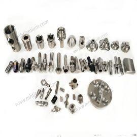 宝鸡钛工厂生产钛标准件 紧固件 钛合金加工件