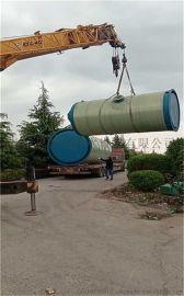 污水处理成套雨水一体化污水提升泵站