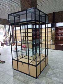 成都钛合金展示柜 成都钛合金展柜 成都钛金展柜厂家定做