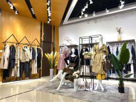 杭州一线品牌专柜撤柜20秋品牌折扣个性时尚女装走份