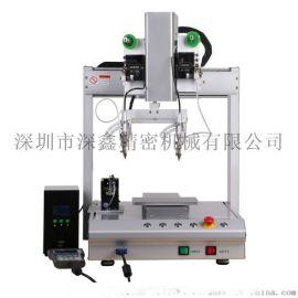 广州瑞德鑫漆包线焊锡机LED灯珠电烙铁