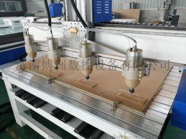 平面立体两用多头木工浮雕雕刻机厂家