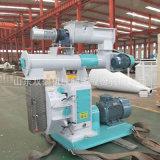 山东双鹤厂家供应全国时产5吨的双调制饲料颗粒机