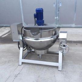 供应大型燃气炒锅 不锈钢夹层锅厂家直销
