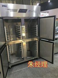well kool商用不锈钢酒店厨房冰箱