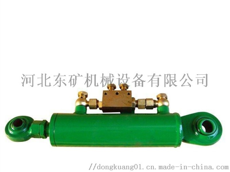 HSG01-E级系列双作用单杆活塞液压油缸