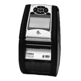 Zebra ZR628便携式移动热敏标签**打印机