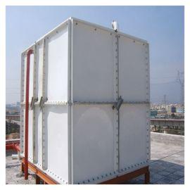 铜川玻璃钢保温水箱 暗装水箱