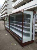 深圳的水果店用琪峰牌风幕柜的多吗