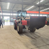 装载机多功能搅拌运输一体式铲车1.5立方
