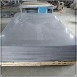 灰色PVC硬板,耐酸碱PVC板,阻燃PVC塑料板