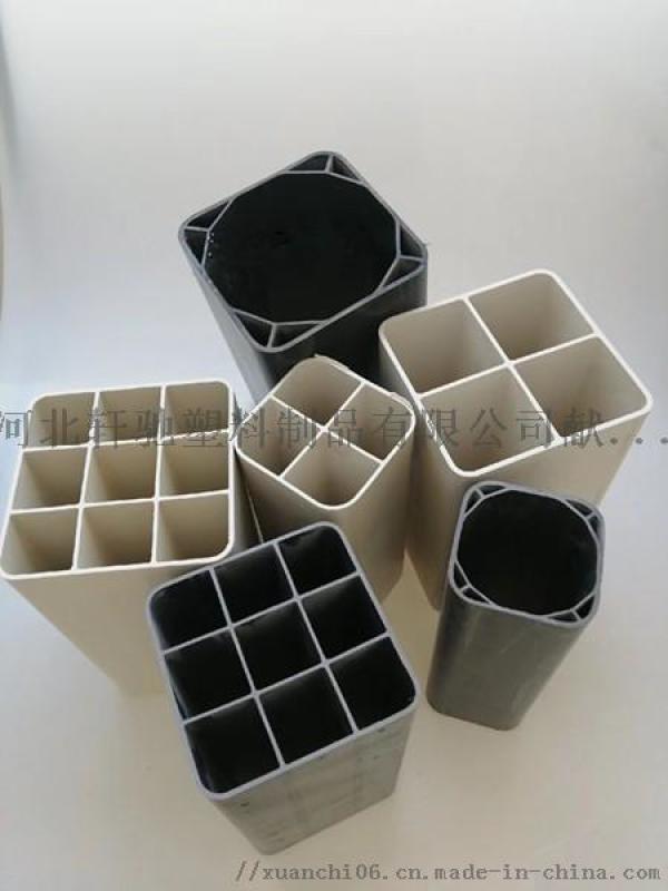 遵义市PVC33-9孔格栅管厂家