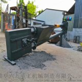 礦粉輸送機 12馬力柴油小型挖掘機 六九重工 苗圃