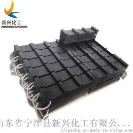 工程塑料吊车支腿垫板使用状态