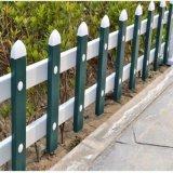 浙江湖州pvc围墙护栏图片 绿化护栏围栏