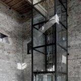 東營市啓運垂直升降電梯別墅觀光電梯家用升降設備