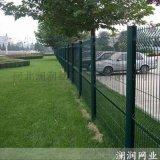 江苏桃型柱护栏墨绿色现货围栏