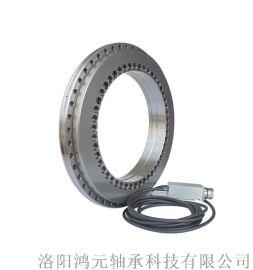 带集成角度测量系统转台轴承HRTSM325测量