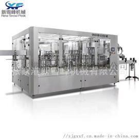 含气饮料灌装生产线 等压灌装三合一饮料机械