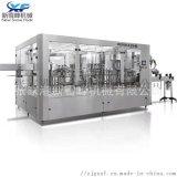 含氣飲料灌裝生產線 等壓灌裝三合一飲料機械