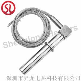 不锈钢单端6分土暖气片取暖220v发热管